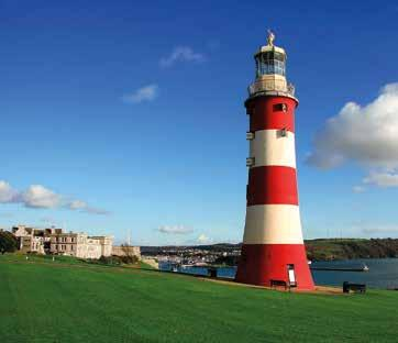 Christmas in Plymouth 5 DAYS included HOTEL Drinks reception on Sunday Excursion to Looe and free time in Plymouth Excursion to Tavistock 659 The City of Plymouth has a great naval history,