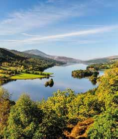 Join us on a lovely New Year tour based in Pitlochry, perfectly situated for exploring the beautiful Royal Deeside valley and some of Scotland s glorious Lochs and Glens.