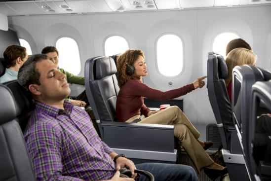 business class seats First to offer premium