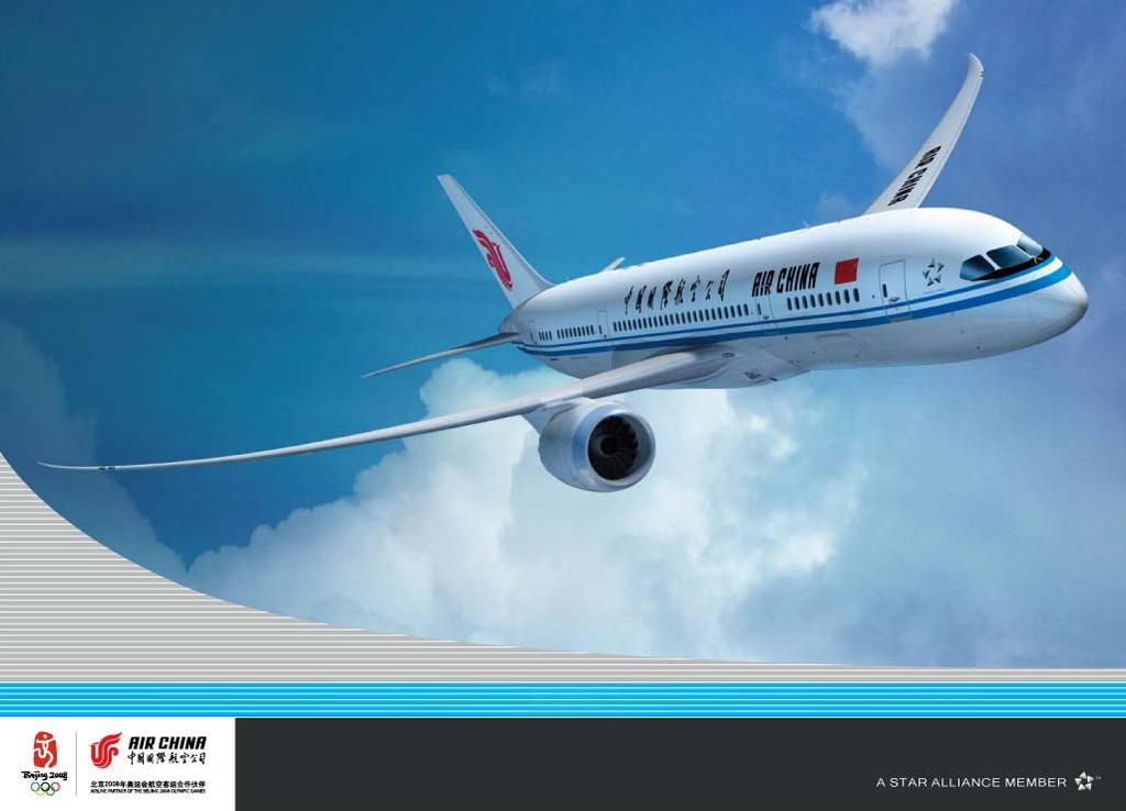 Air China Limited 21 Annual