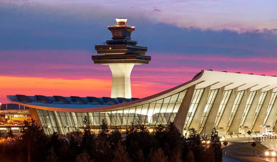 Washington-Dulles (IAD) Launched service to: Ithaca, NY; Chattanooga,