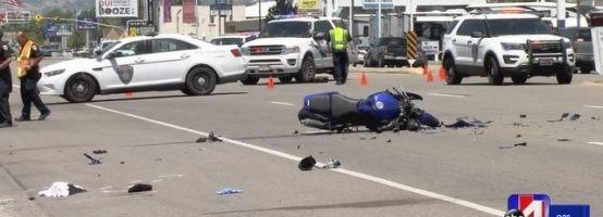What s going on in Utah???? ABC4 News 7/25/2018 Sandy crash victim is 29th motorcyclist killed in Utah this year 16 of those riders were not wearing a helmet.