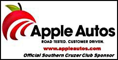 Page 8 CHECK OUT APPLE AUTO S WEBSITE TO FIND THE LATEST SPECIALS, OR ACCESS THEIR SITE FROM THE SOUTHERN CRUZER WEBSITE.
